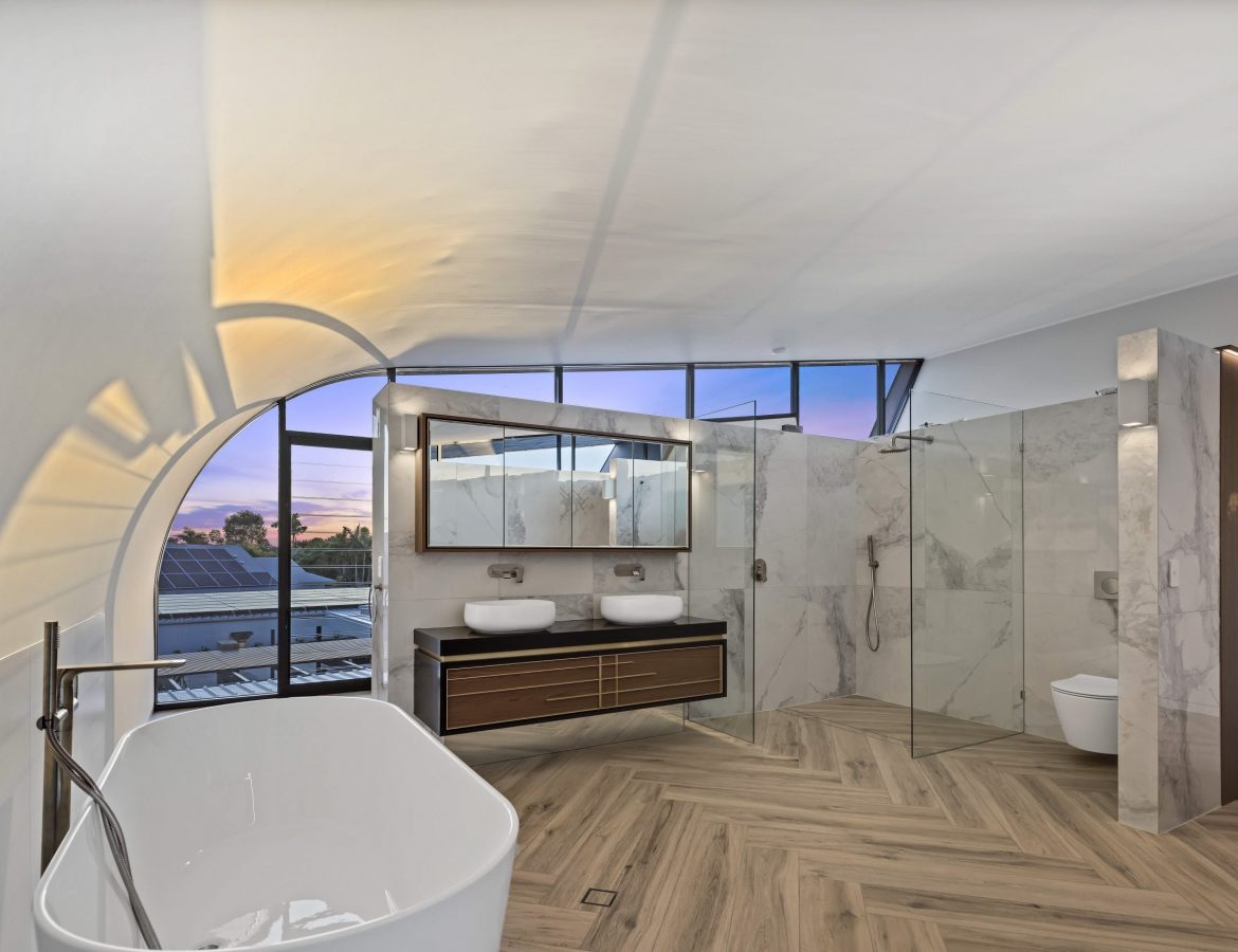 Bathroom- the pod